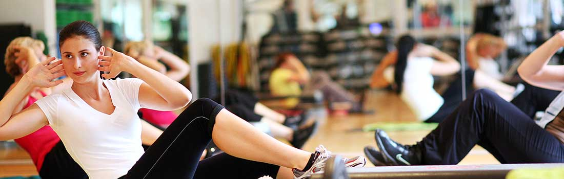 Fitnesskurse im Vitafit in Rissen